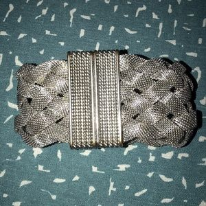 Aldo Accessories magnet open front bracelet